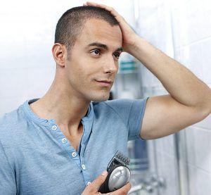 trimmer hår