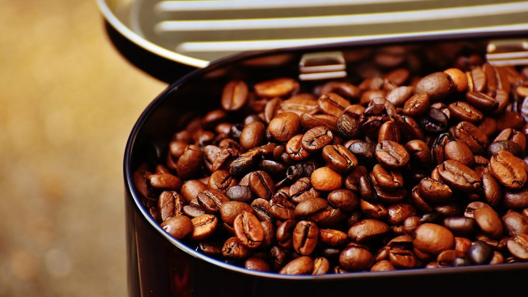 kaffekvarn test